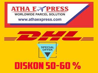 jasa pengiriman luar negeri DHL Express, DHL Express, Tarif Pengiriman Luar Negeri DHL Indonesia, jasa pengiriman barang ke luar negeri melalui dhl express